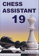 Chess Assistant 19 with Houdini 6 Chess Software