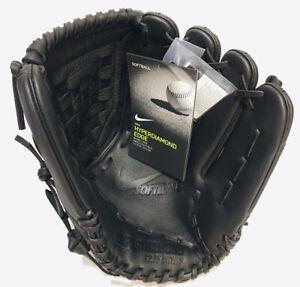 "Nike Unisex HyperDiamond Edge Softball I/O Field Glove-H Basket RHT Size 12.75"""