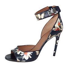 Sandales imprimées à fleurs en cuir multicolore Givenchy - PRIX NEGOCIABLE