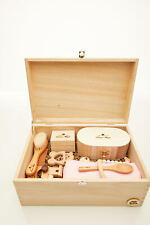 Personalised New Baby Memory Box | Engraved Wooden Box | Christening gift