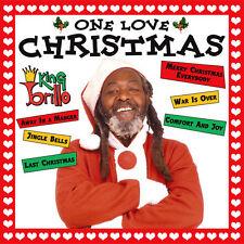 ONE LOVE REGGAE CHRISTMAS CD -(NEW SEALED) IDEAL SECRET SANTA