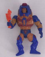 Vintage 1982 Masters of the Universe Complete Figure MOTU Mattel Man-E-Faces Toy