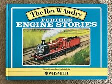 Vintage Thomas The Tank Engine Further Stories Great Condition Retro Book Kids