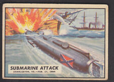 A&BC - Civil War News 1965 - # 59 Submarine Attack