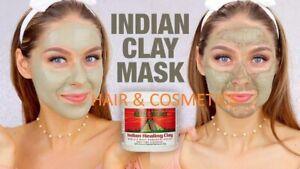 Aztec Secret Indian Healing Clay-100% Natural Calcium Bentonite Clay-1lb Size!!!