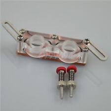 VGA/GPU/chipset mosfet water cooling block acrylic+cooper G1/4 6cm