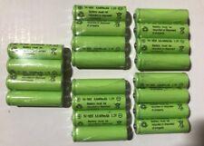 20-pcs1.2v AA (600mAh) Ni-MH Rechargeable Battery For Solar Light