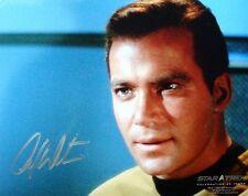 William Shatner + Autogramm + Star Trek + Miss Undercover + Voll auf die Nüsse 2