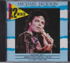 "MICHAEL JACKSON - 12"" MIXES - CD -  NEW -"