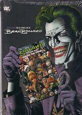 COVER STORY DC COMICS ART OF BRIAN BOLLAND (KILLING JOKE) LARGE HC  SEALED NEW