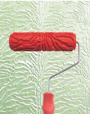 Imprimé Tigre Motif Peinture Rouleau en relief 18 cm Papier Peint Art À faire soi-même décorer Stencil