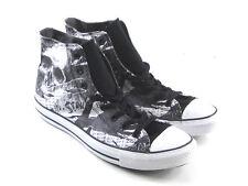 92644ceb276 Converse Chuck Taylor Skate CT Hi-Top Skull Black White Men s Size 11