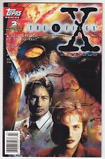 X-Files #2 Topps - A Dismembrance of Things Past Stefan Petrucha Charlie Adlard