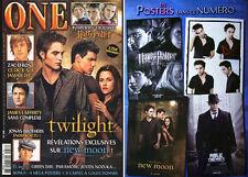 One Magazine #58 Twilight New Moon Harry Potter Emma Watson Zac Efron Jonas Bros