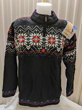 NWT Dale of Norway 100% Wool Sweater - Alyeska Pattern Unisex Size L