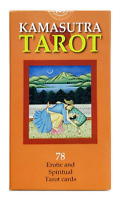 Kamasutra  Tarot Cards Deck & booklets Lo Scarabeo Made in Italy