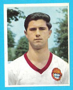 GERD MULLER - German original vintage ROOKIE football soccer card 1960's