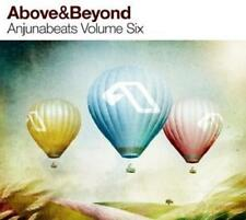 Above & Beyond = Anjunabeats 6 Six = 2cd = trance progressive trance!!!