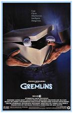 Gremlins Original Advance Movie Poster - Rolled - 1985 - NM