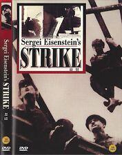 Strike / Stachka (1925, Sergei M. Eisenstein) DVD NEW