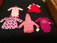 NWT's 3mos Carters & Garinamals  8 pieces, very nice excellent condition.