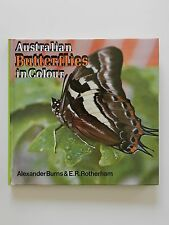 Australian Butterflies in colour Burns Butterfly Schmetterling Englisch