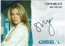 CSI NY New York Auto Autograph & Costume Card Selection - Cheapest on Ebay