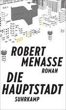 Die Hauptstadt von Robert Menasse (2017, Gebundene Ausgabe)