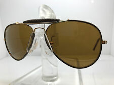 81c200b10b4 New Ray Ban Sunglasses RB3422Q 9041 58MM BROWN LEATHER BROWN LENS