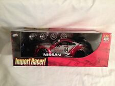 Jada Nissan Z Import Racer Diecast Tuners
