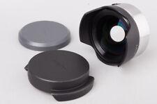 Sony VCL-ECU1 Ultra Wide Angle 0.75X Teleconverter, For Sony A Alpha Mount #3119