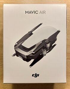 DJI Mavic Air Drone-Onyx Black w $100 bonus 2nd battery, propellers & cables