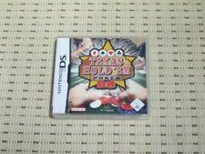Texas Hold´em Poker für Nintendo DS, DS Lite, DSi XL, 3DS