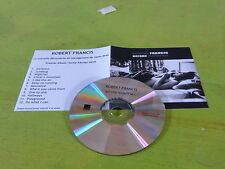 ROBERT FRANCIS - BEFORE NIGHTFALL!!!!! FRENCH PROMO CD!!!!!!!