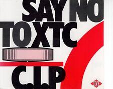 CD  C.I.P.say no to xtcMAXI CD 1992 (A1390)