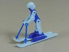 Toy: Skier Novitecnic Eu - Light Blue/Blue
