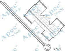 1x OE Quality Replacement Apec Braking Accessory Kit for Brake Pads APEKIT427