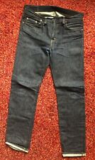 LVC Levi's 1955 501 Vintage Selvedge Rigid Jeans MADE IN USA