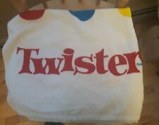 JAY FANCO TWISTER Milton Bradley Hasbro game cotton bath beach towel 2000