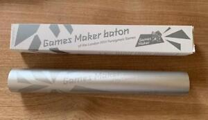 London 2012 Paralympics Olympic Commemorative Games Maker Baton