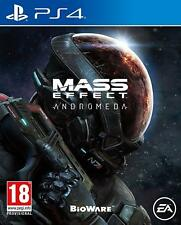 Mass Effect Andromeda PS4 - MINT - FAST DELIVERY