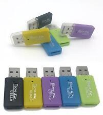 USB Stick Kartenlesegerät Card Reader Micro SD Speicherkarten Kartenleser NEU