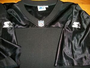 1993 Los Angeles Raiders Blank Authentic Game Jersey Sz 46 Starter Vintage Rare