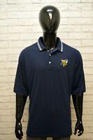 Polo Maglia Uomo TOMMY HILFIGER Taglia Forte Manica Corta Shirt Big Size Blu