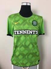 Celtic Away Football Shirt Jersey 2010/11 (M)