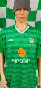 Republic of Ireland 2003-2004 Original Umbro Football Shirt (Adult XL)