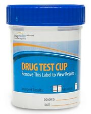 12 Panel Drug Testing Cup - Urine Tests ETG Alcohol - Free Shipping!