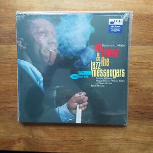 ART BLAKEY & THE JAZZ MESSENGERS BUHAINA'S DELIGHT  LP MINT 180GM BLUE NOTE