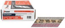 Paslode 3-1/4 in x 0.131-Gauge Shank Paper Tape Interior Framing Nails 2500/Box