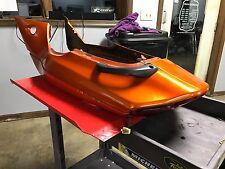 Tail section Fairings plastics Suzuki RF600R brake light tail lights grab handle